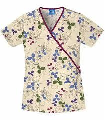 thanksgiving scrub top scrubs tops jackets i seasonal printed nursing uniforms