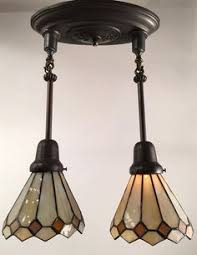Antique Island Lighting Circa 1870 Antique 3 Light Crystal Gas Chandelier This Lighting