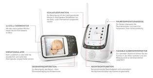 babyphone f r 2 kinderzimmer babyphone mit temperaturanzeige im test