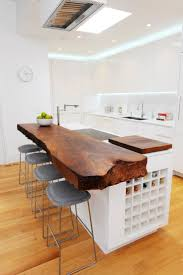 wood kitchen island top 20 unique countertops guaranteed to make your kitchen stand out