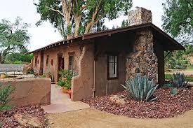 Adobe Style Home Cowboy Bunkhouse True West Magazine