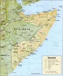 Africa Google Maps by Maps Of Somalia Map Library Maps Of The World