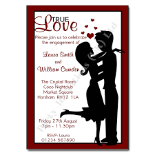 party invitations true engagement party invite engagement party invitations