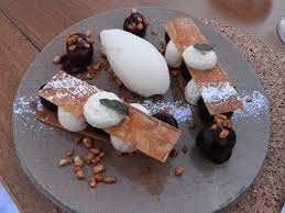 cuisiner la palombe dessert picture of la palombe octon tripadvisor