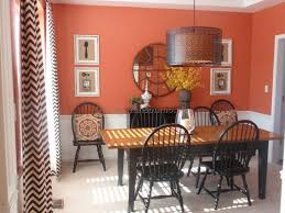 Chair Rail Color Combinations Dining Room Color Schemes Chair Rail Home Design Ideas