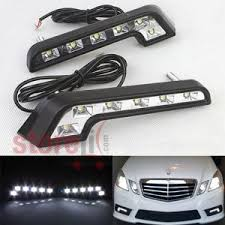 best led daytime running lights buy mercedes benz l style led drl daytime running light white