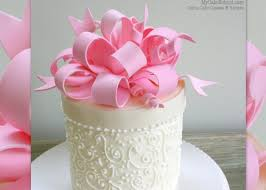 loopy bow how to make a loopy bow a cake decorating tutorial my