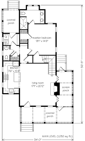 floor plans southern living sugarberry cottage moser design group southern living house plans