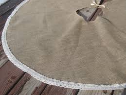 burlap tree skirt burlap tree skirt crazy4embroidery