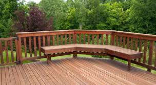 furniture wood patio deck ideas wonderful outdoor wood bench