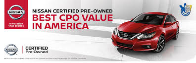 pre owned about certified nissan