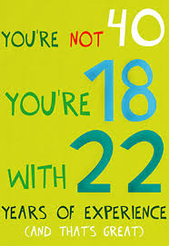 funny 40th birthday cards u2013 gangcraft net