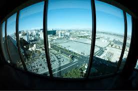 Stephen Paddock U0027s God U0027s Eye View From His Las Vegas Hotel Room