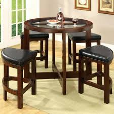 Bar Table And Stool Set Dining Table Furniture Round Table Bench Set Pedestal Dining And