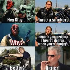 Soa Meme - this is hilarious soa meme samcro pinterest meme hilarious