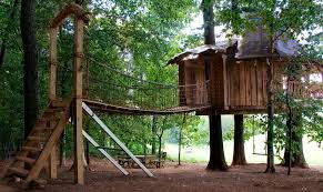 How To Build A Backyard Fort by Elements To Include In A Kid U0027s Treehouse To Make It Awesome