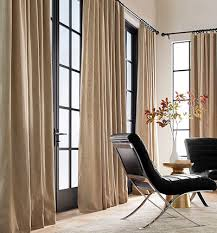 window treatment ideas for living room curtains u0026 drapes pottery barn
