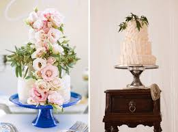 simple wedding cake decorating ideas with florals berries
