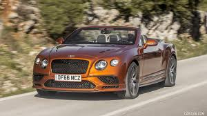 orange bentley 2018 bentley continental gt supersports convertible color orange