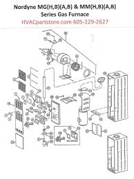 mgha077 nordyne gas furnace parts u2013 hvacpartstore