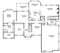 5 bedroom 4 bathroom house plans charming plan for 5 bedroom house contemporary best idea home