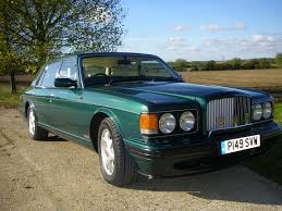 bentley 1995 bentley turbo s history photos on better parts ltd
