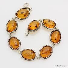 amber bangle bracelet images Bracelets modern cabochon baltic amber sterling silver art JPG