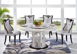 Isingteccom Kok USA Marble Dining Table T - 60 inch round dining table with lazy susan