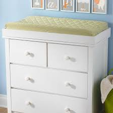 Change Table Topper White Changing Table Dresser Topper Facts With Baby Intended For