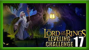 Diamond Hoggers Part 175 - the lord of the rings wow leveling challenge episode 17 but i
