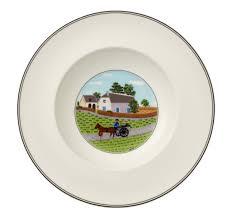 villeroy boch design naif pasta plate design naif