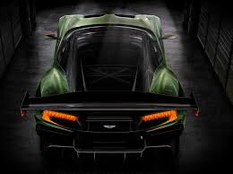 aston martin hypercar first look the 2 3 million aston martin vulcan hypercar is way