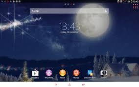 xperia christmas theme android apps on google play