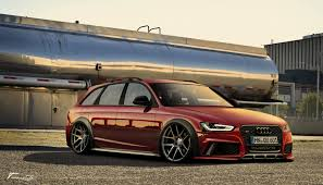 audi a4 tuner a4 allroad by tuner 1991 on deviantart