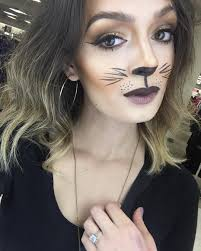 lion makeup ideas mugeek vidalondon