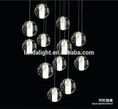 Glass Sphere Pendant Light Glass Ball Pendant Light Australia Lowes Crystal Lighting U2013 Runsafe