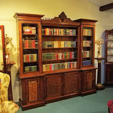 Round Revolving Bookcase David Wolfenden Antiques Antique Bookcases
