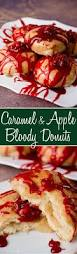 bloody brain caramel and cinnamon apple baked doughnuts u2013 store