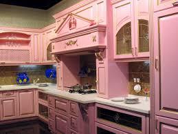 breezy mint cabinets peach ceramic tile backsplash white vent hood