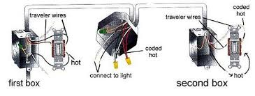 how to wire a 3 way light switch hunker