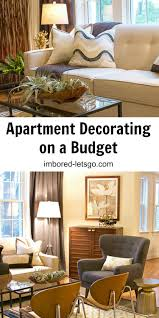 How To Decorate Your Apartment On A Budget by Budget Decorating Apartment Living Room I U0027m Bored Let U0027s Go