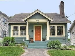 exterior house color palettes with off white trim and grey roof