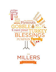 hm gallery thanksgiving turkey word