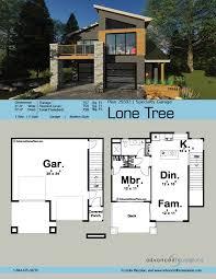 modern 2 car garage with apartment lone tree