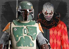 Boba Fett Halloween Costume Buy Halloween Costumes U0026 Horror Masks