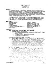 Free Printable Sample Resume Templates Data Warehouse Resume Sample Template For Sample Resume For Within