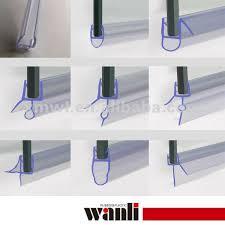 Bathroom Shower Door Seals Shower Door Seals Considerations Bath Decors