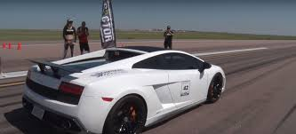 Lamborghini Gallardo Twin Turbo - 240 mph twin turbo lamborghini gallardo becomes world u0027s fastest 1
