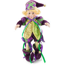 mardi gras doll 9 mardi gras doll 72056 craftoutlet
