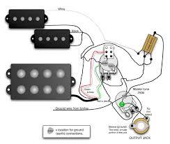 p bass musicman humbucker wiring diagram question talkbass com
